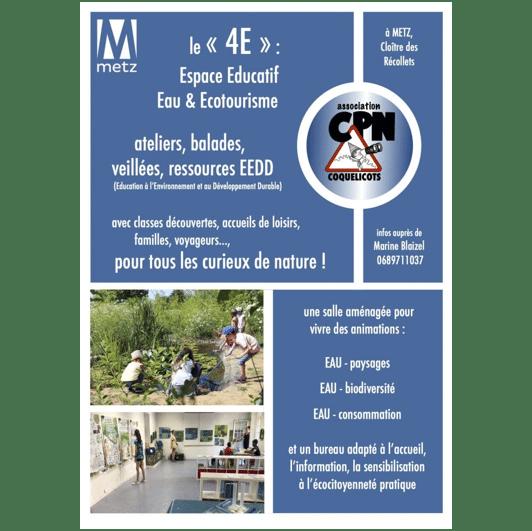 LorEEN_Espace Educatif Eau et Ecotourisme 4E