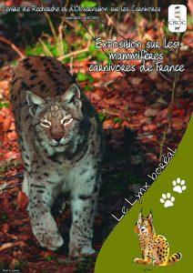 Loreen Expo Croc Lynx Boréal
